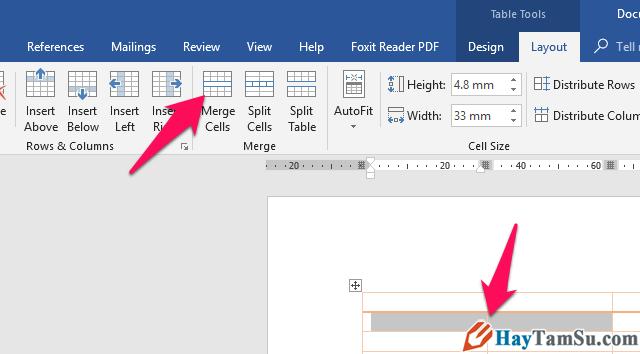 Thủ thuật tạo và tùy biến bảng trong Microsoft Word + Hình 14