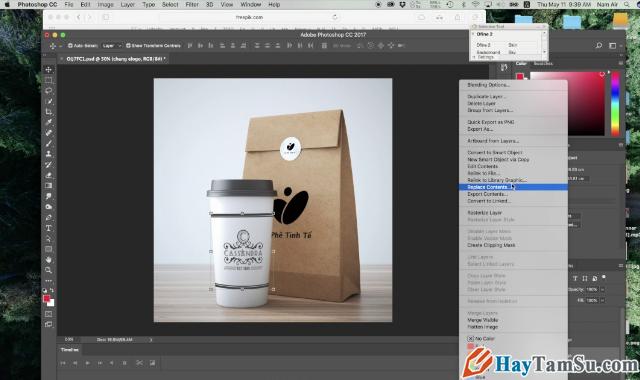 Hướng dẫn chỉnh sửa - Cắt hình ảnh trong Adobe Illustrator + Hình 3