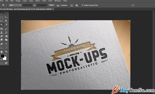 Hướng dẫn chỉnh sửa - Cắt hình ảnh trong Adobe Illustrator + Hình 4