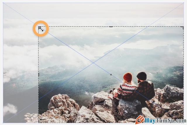 Hướng dẫn chỉnh sửa - Cắt hình ảnh trong Adobe Illustrator + Hình 7