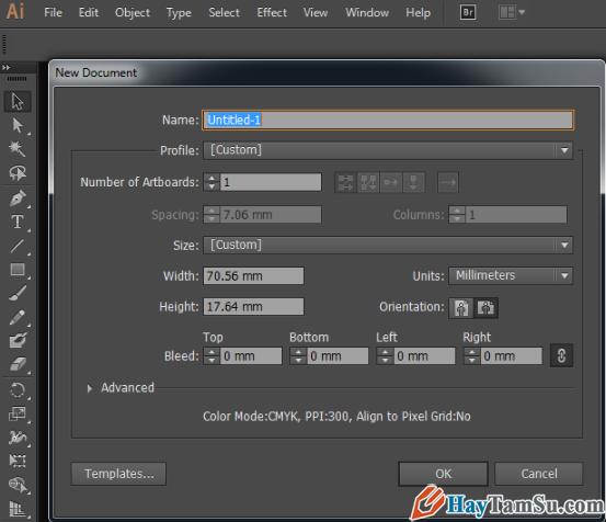 Hướng dẫn chỉnh sửa - Cắt hình ảnh trong Adobe Illustrator + Hình 9