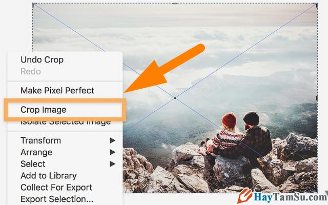 Hướng dẫn chỉnh sửa - Cắt hình ảnh trong Adobe Illustrator + Hình 11