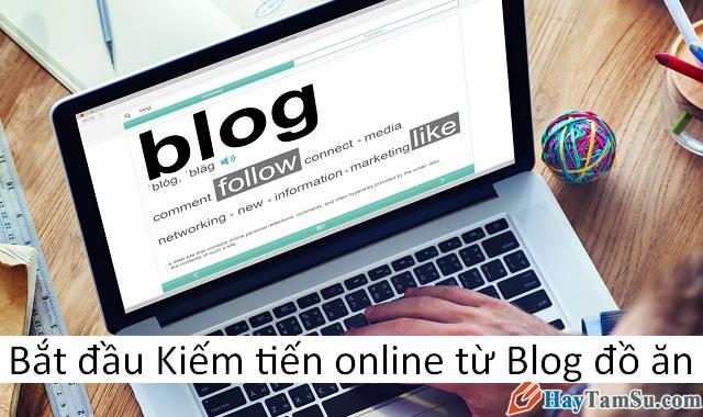 Kiếm tiền online bằng Blog, website năm 2020 WordPress