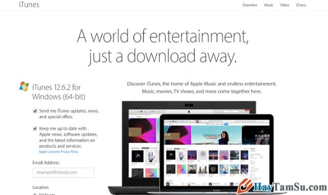 Hướng dẫn cài đặt phần mềm iTunes cho Windows 10 + Hình 3