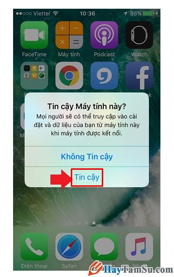 Hướng dẫn cài đặt phần mềm iTunes cho Windows 10 + Hình 8