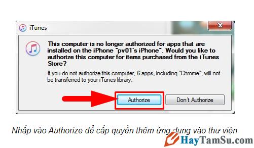 Hướng dẫn cài đặt phần mềm iTunes cho Windows 10 + Hình 11