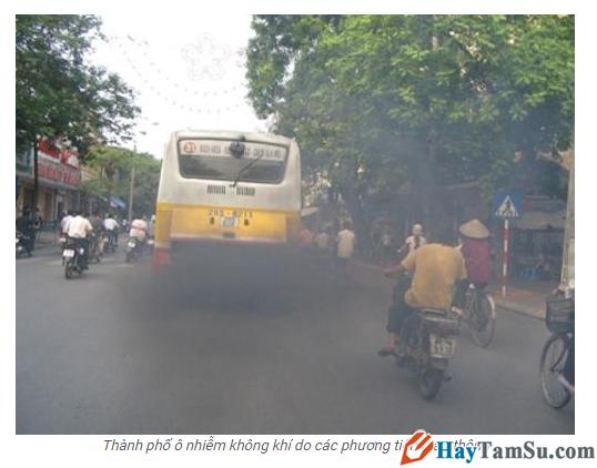 Ô nhiễm không khí là gì? Cách khắc phục ô nhiễm không khí? + Hình 3