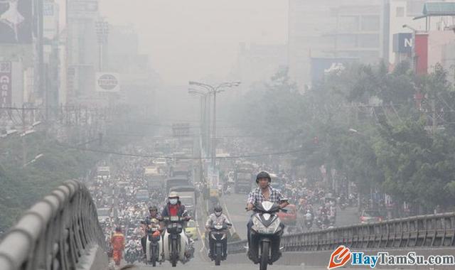 Ô nhiễm không khí là gì? Cách khắc phục ô nhiễm không khí? + Hình 11