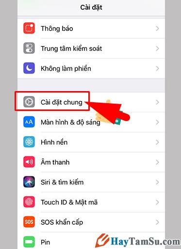 Cách Chặn/Tắt thông báo cập nhật iOS cho điện thoại iPhone, iPad + Hình 8