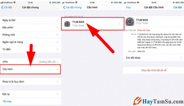 Cách Chặn/Tắt thông báo cập nhật iOS cho điện thoại iPhone, iPad + Hình 13
