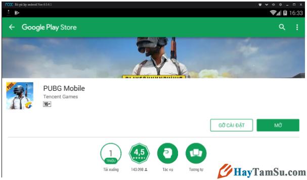 Tải cài đặt và chơi game PUBG Mobile bằng NoxPlayer + Hình 9