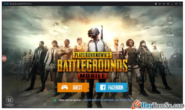 Tải cài đặt và chơi game PUBG Mobile bằng NoxPlayer + Hình 11