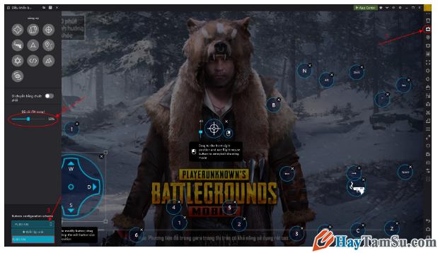 Tải cài đặt và chơi game PUBG Mobile bằng NoxPlayer + Hình 13