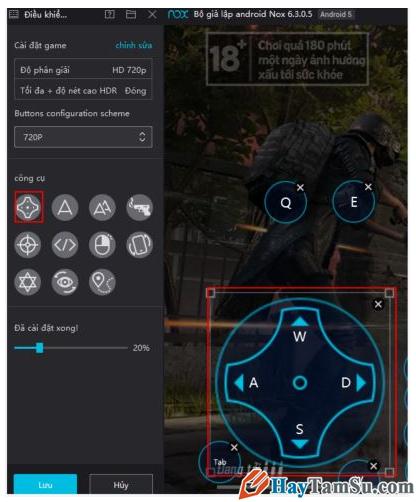 Tải cài đặt và chơi game PUBG Mobile bằng NoxPlayer + Hình 15