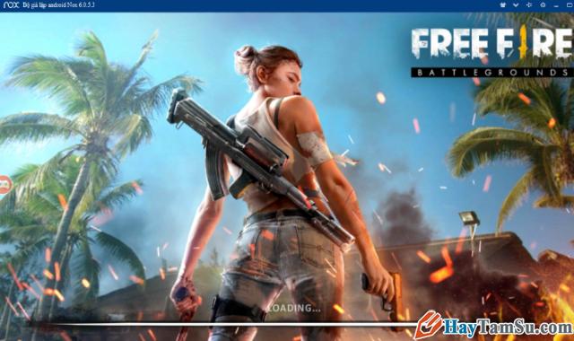 Hướng dẫn cách chơi game Garena Free Fire trên PC + Hình 2