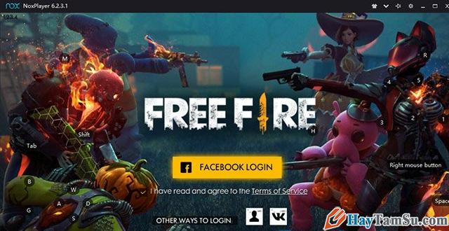 Hướng dẫn cách chơi game Garena Free Fire trên PC + Hình 19