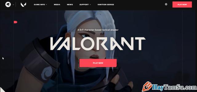 Tải cài đặt game Valorant máy tính Windows 10 + Hình 10