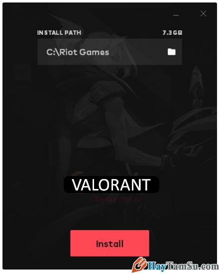 Tải cài đặt game Valorant máy tính Windows 10 + Hình 13