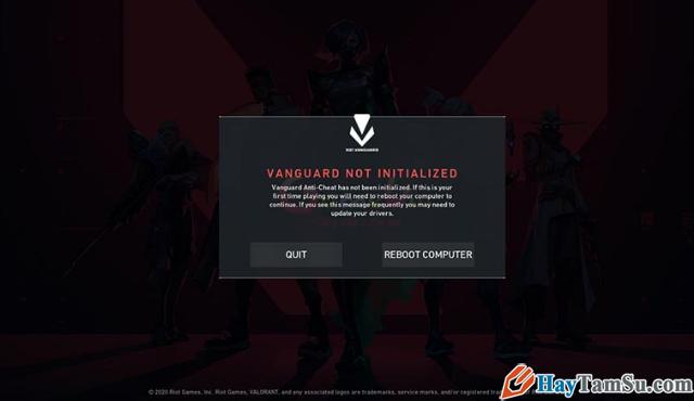 Tải cài đặt game Valorant máy tính Windows 10 + Hình 19
