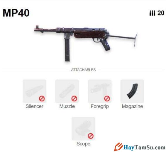 Những loại vũ khí mạnh nhất trong Garena Free Fire + Hình 3