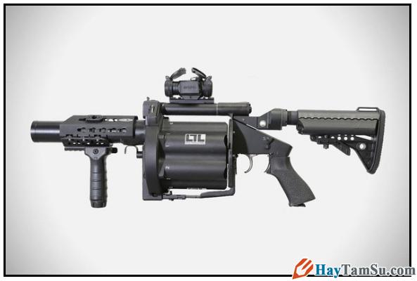 Những loại vũ khí mạnh nhất trong Garena Free Fire + Hình 8