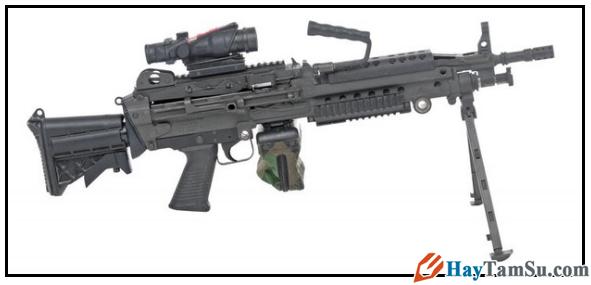 Những loại vũ khí mạnh nhất trong Garena Free Fire + Hình 9