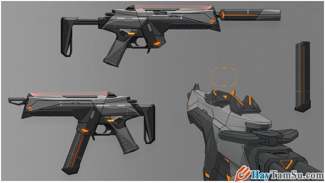 Tổng hợp kho vũ khí hiện có trong game Valorant + Hình 4