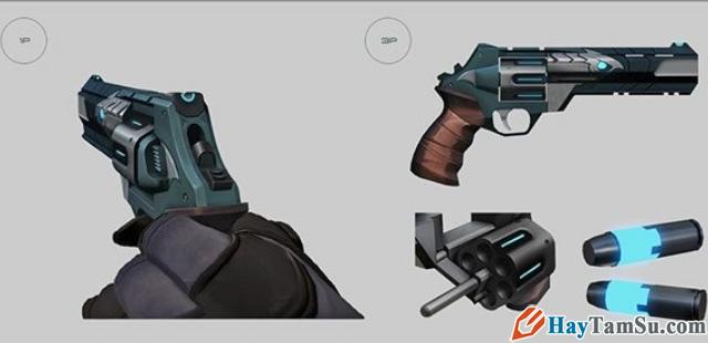 Tổng hợp kho vũ khí hiện có trong game Valorant + Hình 10