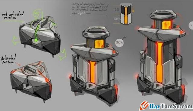 Tổng hợp kho vũ khí hiện có trong game Valorant + Hình 11