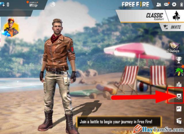 Cách gia nhập quân đoàn trong game Garena Free Fire + Hình 2
