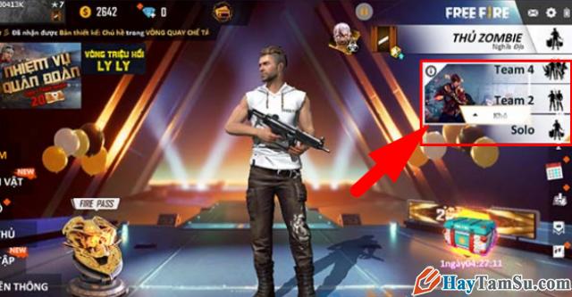 Cách chơi chế độ Zombie trong Garena Free Fire + Hình 5