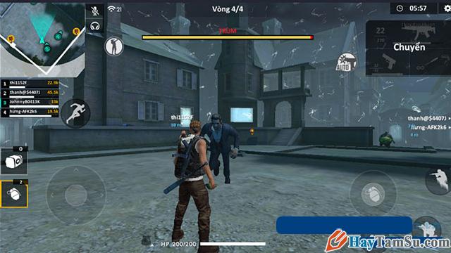 Cách chơi chế độ Zombie trong Garena Free Fire + Hình 9