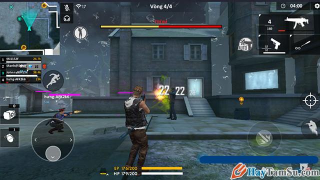 Cách chơi chế độ Zombie trong Garena Free Fire + Hình 10
