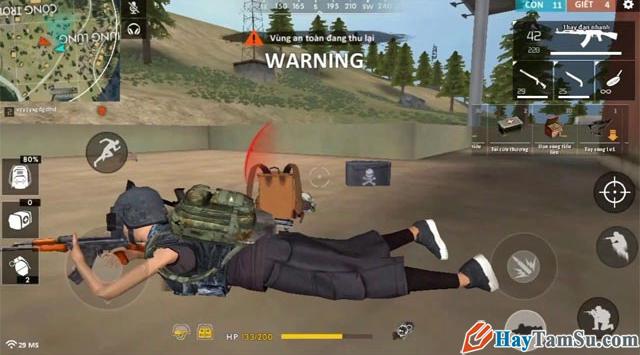 Free Fire: 10 kiểu chiến thuật bạn cần biết khi chơi game + Hình 4