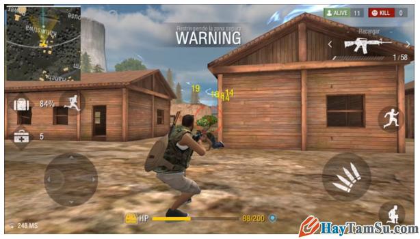 Game Free Fire: Cách hạ người chơi sử dụng mood đơn giản + Hình 5