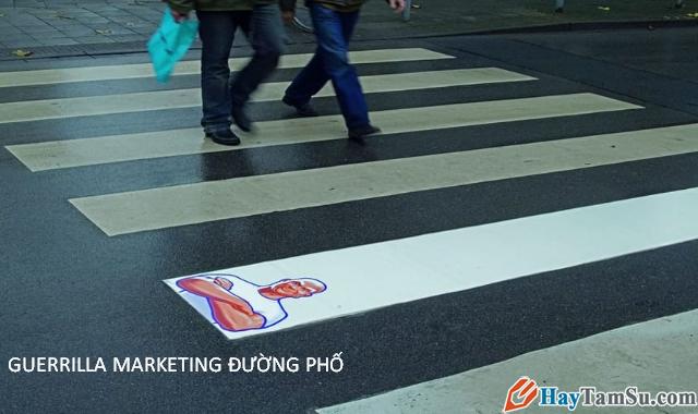 Khái niệm Marketing Du Kích - Ví dụ liên quan + Hình 14